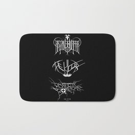 The Best Ever Death Metal Bands Out Of Denton Bath Mat