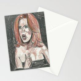 I Was Rooting For You Stationery Cards