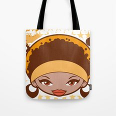 Bee-J Color2 Tote Bag