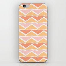 triangle sunset iPhone & iPod Skin