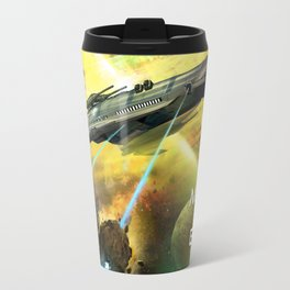 My Ride is a Bitch Travel Mug