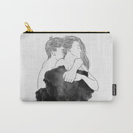 You are my peaceful heaven. Carry-All Pouch
