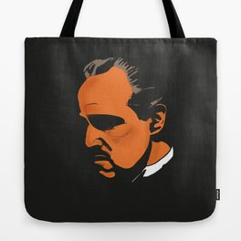 Vito Corleone - The Godfather Part I Tote Bag