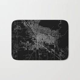 tucson map Bath Mat