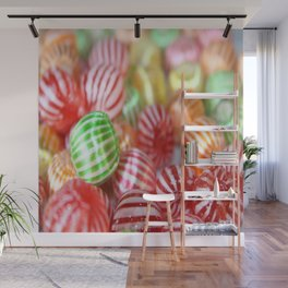 Sugar Candy Confectionary Wall Mural