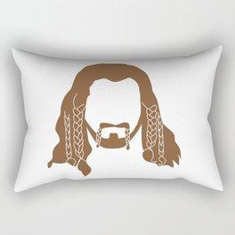 Fili's Beard Rectangular Pillow