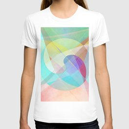 Abstract 2017 015 T-shirt