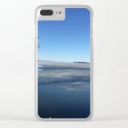 Mariposa Thaws Clear iPhone Case