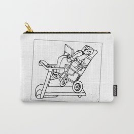 walking hawking Carry-All Pouch