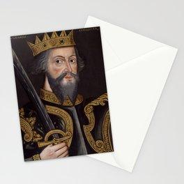 Vintage William The Conqueror Portrait Stationery Cards