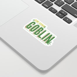 Home-Grown Goblin Sticker