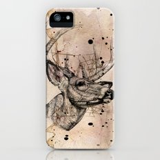 deer  Slim Case iPhone (5, 5s)