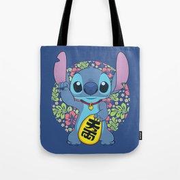 Maneki Stitch Tote Bag