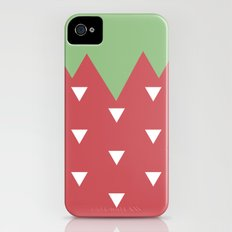 Strawberry Slim Case iPhone (4, 4s)