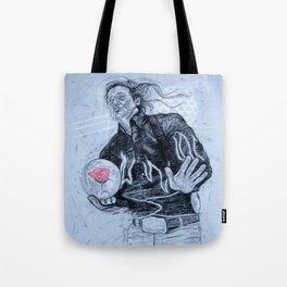 big ern mccracken- KINGPIN Tote Bag