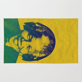 Mandela Rocked Rug
