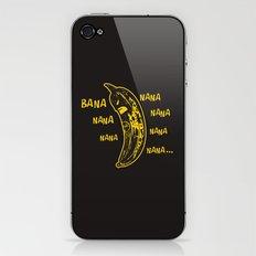 Bana nana nana nana nana nana nana.. iPhone & iPod Skin