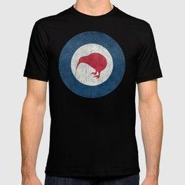 """New Zealand """"Kiwi"""" Roundel T-shirt"""