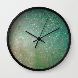 Starry Dreams Wall Clock
