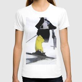 Ski Run Finish T-shirt