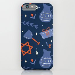Hanukka iPhone Case