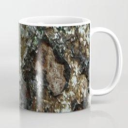 Weathered Iron rustic decor Coffee Mug