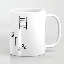 massage physiotherapist Coffee Mug