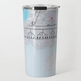 Cross-Section of a Cloud Travel Mug