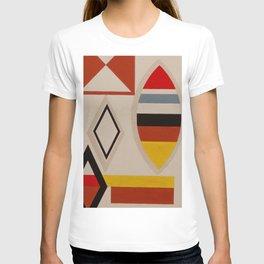 Art Art shape T-shirt