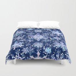 Snowflakes #3 Duvet Cover