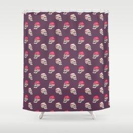 Skull Cakes I Shower Curtain
