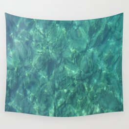 Ocean In Motion Wall Tapestry
