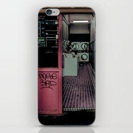 The Laundromat iPhone Skin