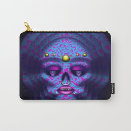 Pierced Skull 4 Carry-All Pouch