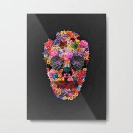 Dead Florists Society (Dark) Metal Print
