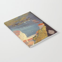 Portofino Italian Riviera Travel Notebook
