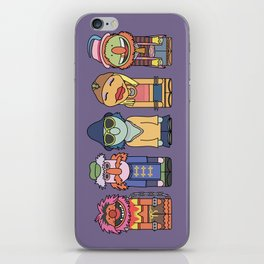 Dr. Teeth & The Electric Mayhem – The Muppets iPhone Skin