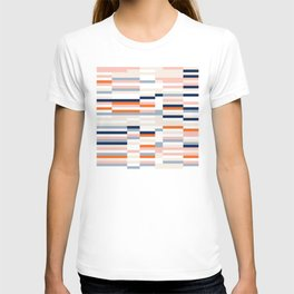 Connecting lines 2. T-shirt