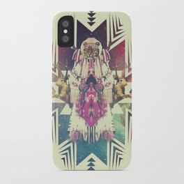 Tiger Chaman  iPhone Case