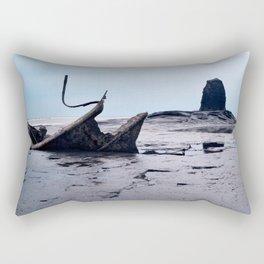 Admiral Von Tromp at Black Nab Rectangular Pillow