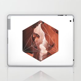 A Great Canyon - Geometric Photography Laptop & iPad Skin