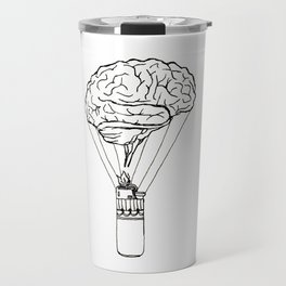 Light up my brain Travel Mug