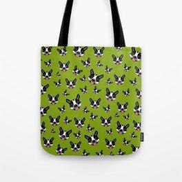 Milo The Boston Terrier #2 Tote Bag