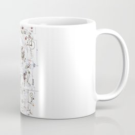 noise mashine Coffee Mug
