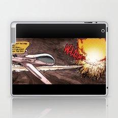 Remote Wham! Laptop & iPad Skin