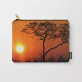 Zimbabwe Sunset Carry-All Pouch