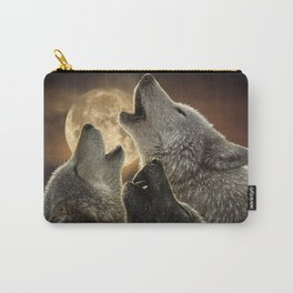 Wolf Trinity Carry-All Pouch