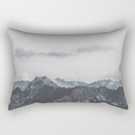 Calm - landscape photography Rectangular Pillow