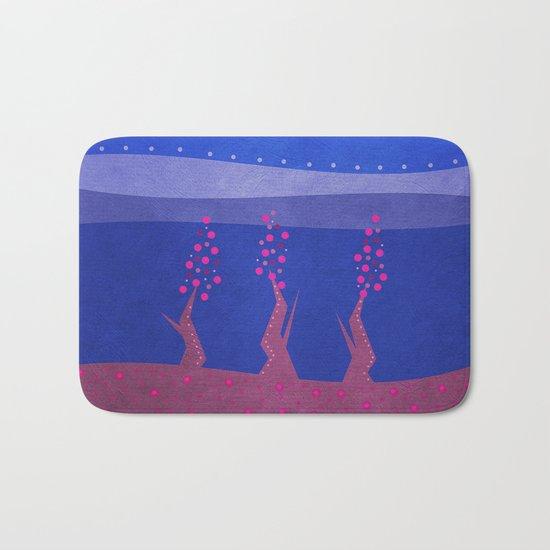 Color/Landscape 5 Bath Mat