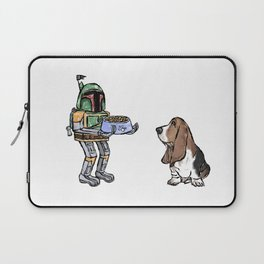Give me the bowl Laptop Sleeve